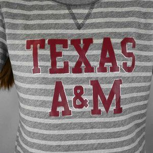 PINK Victoria's Secret Tops - Victoria Secret Texas A&M Sweat Shirt SZ:S